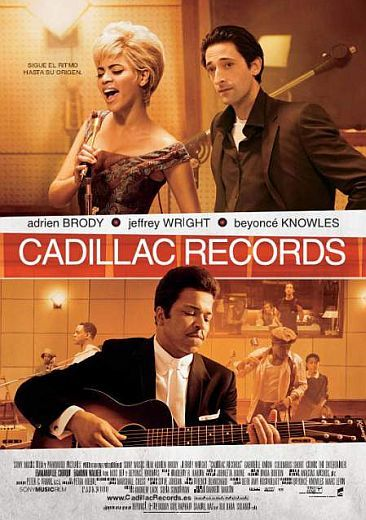 'Cadillac Records', póster y trailer