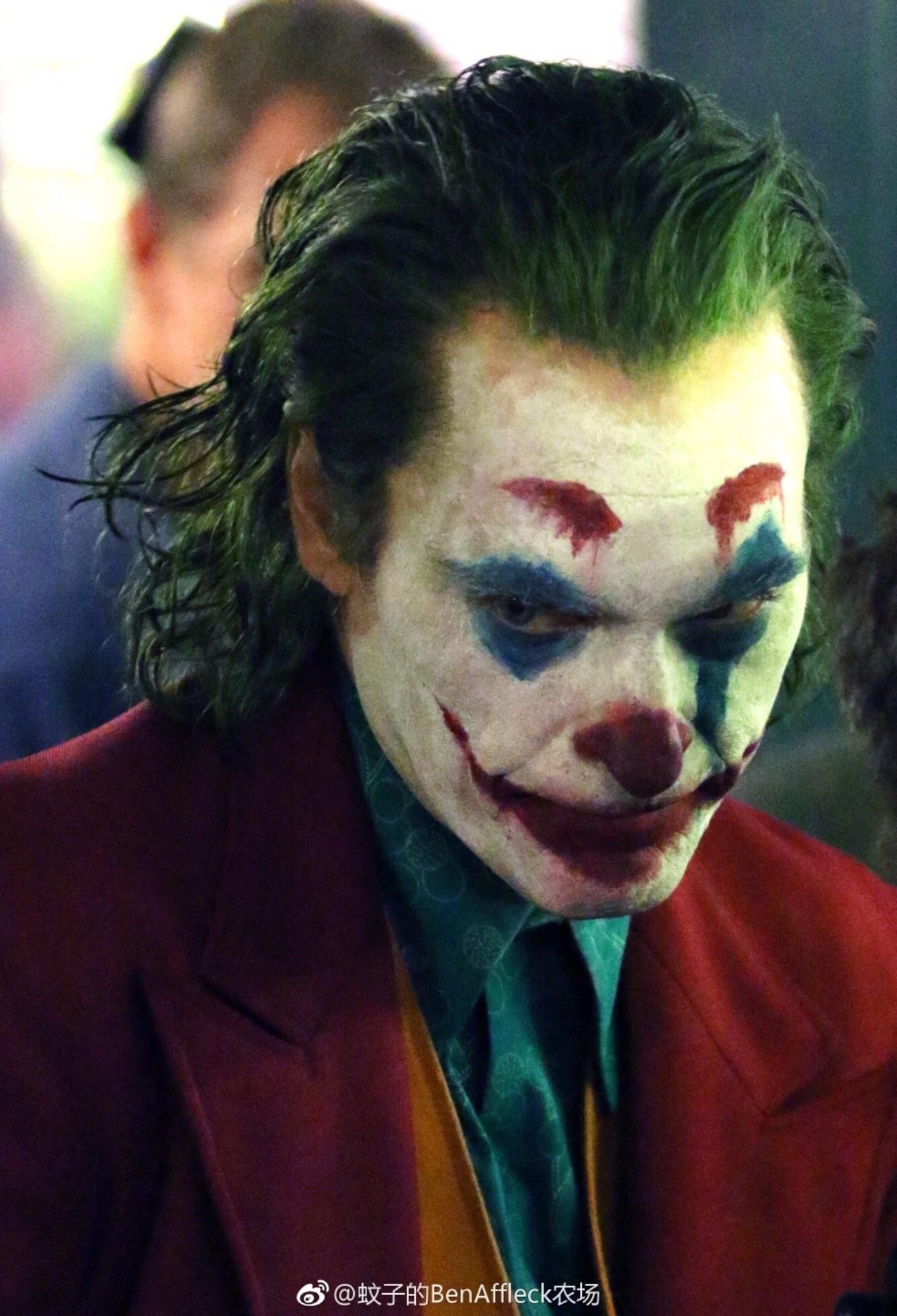 Foto de 'Joker': imágenes del rodaje (8/8)