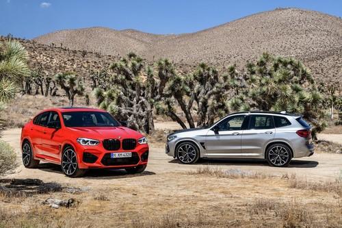 BMW X3 M y X4 M: Precios, versiones y equipamiento en México