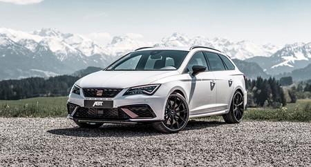 ABT echa el guante al SEAT León ST CUPRA R y lo lleva hasta los 350 CV y 440 Nm de par