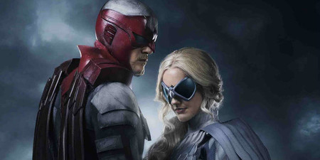 Titans Hawk And Dove Actors