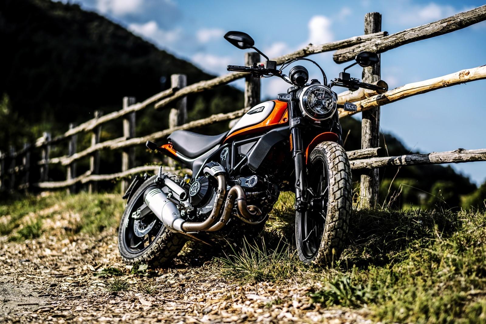 Foto de Ducati Scrambler Icon 2019 (31/32)