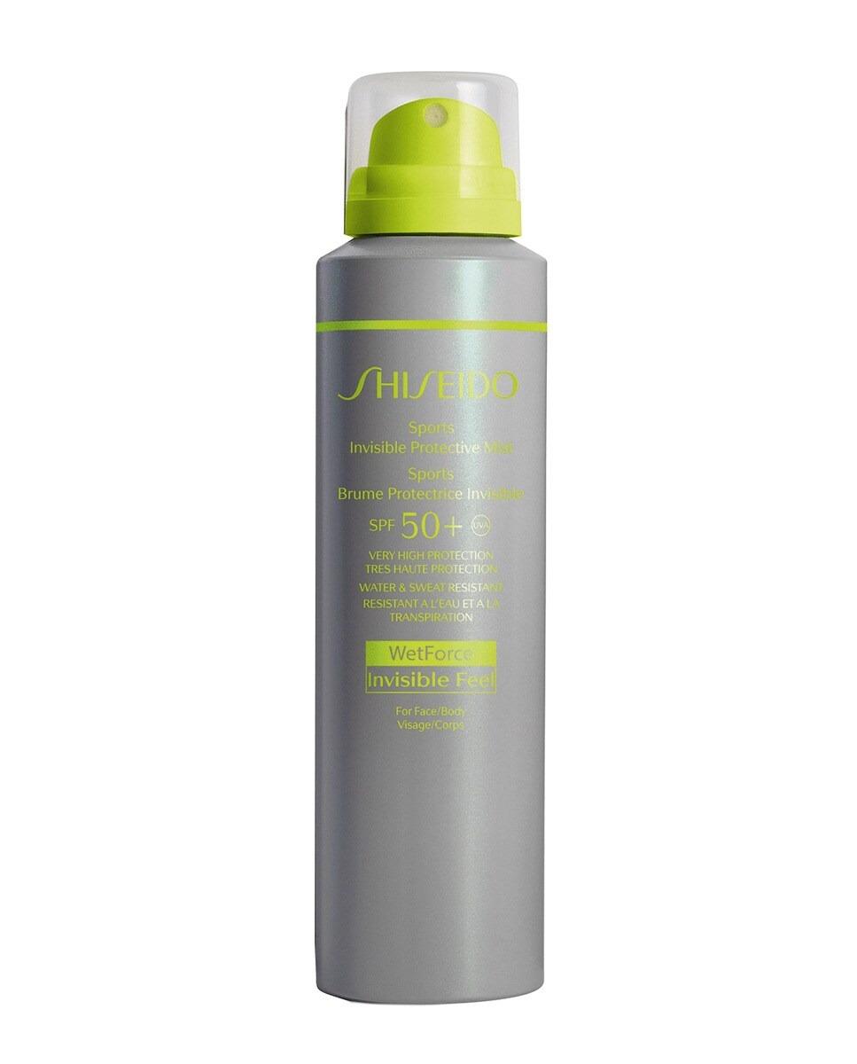 Protector Solar Sports Invisible Protective Mist 50+ 150 ml Shiseido