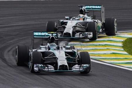 Mi Gran Premio de Brasil 2014: Nico Rosberg también quiere el título