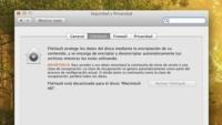 La última actualización de Lion deja las contraseñas de FileVault al descubierto