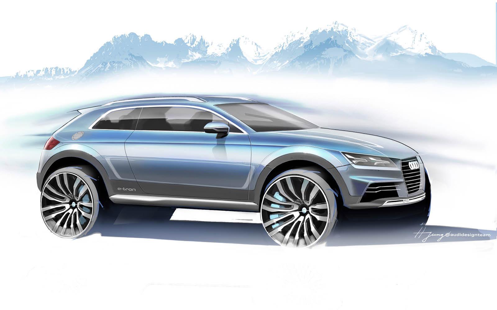 Foto de Audi Q1 Concept (1/4)