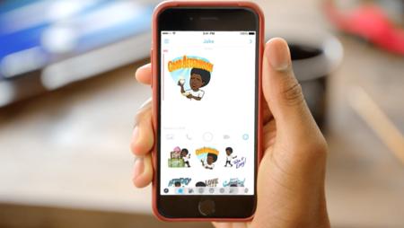 Desde ahora podrás utilizar stickers personalizados en Snapchat