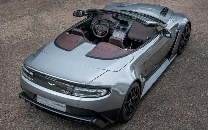 Foto de Aston Martin Vantage GT12 Roadster (9/12)