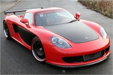 Porsche Carrera GT 9ff GTT900
