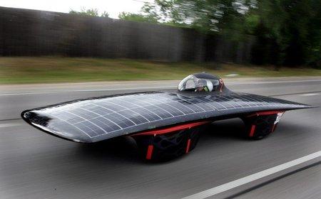 Coches solares. ¿Realidad o ficción?