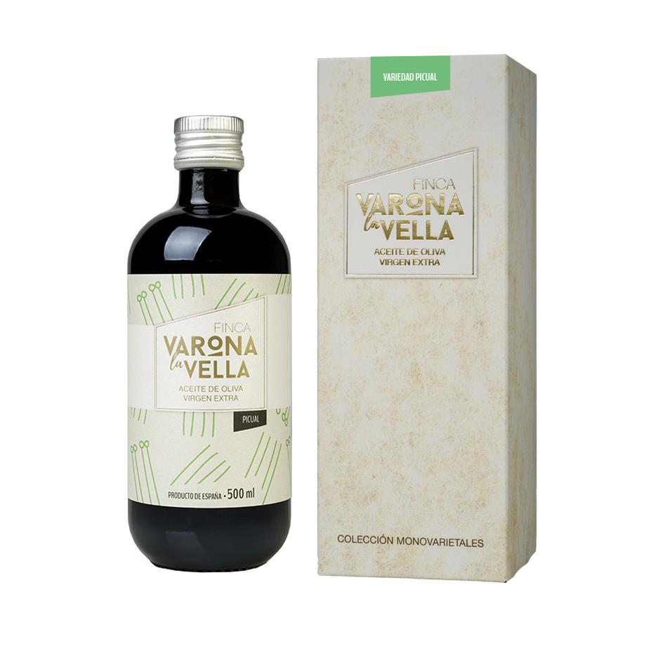 AOVE Finca Varona la Vella Picual 500 ml
