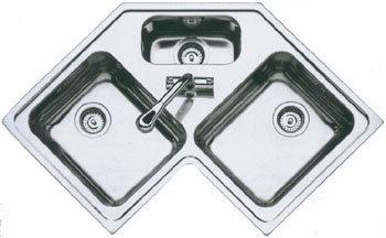 Los indispensables en tu cocina: ¿Cómo elegir tu fregadero?
