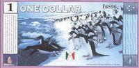 La Antártida tiene moneda propia