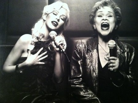 Christina Aguilera y Etta James