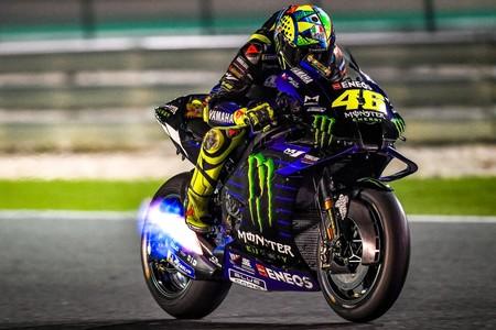Rossi Catar Motogp 2020
