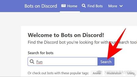 Buscar Bots