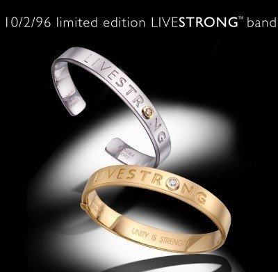 Livestrong: las pulseras se convierten en oro