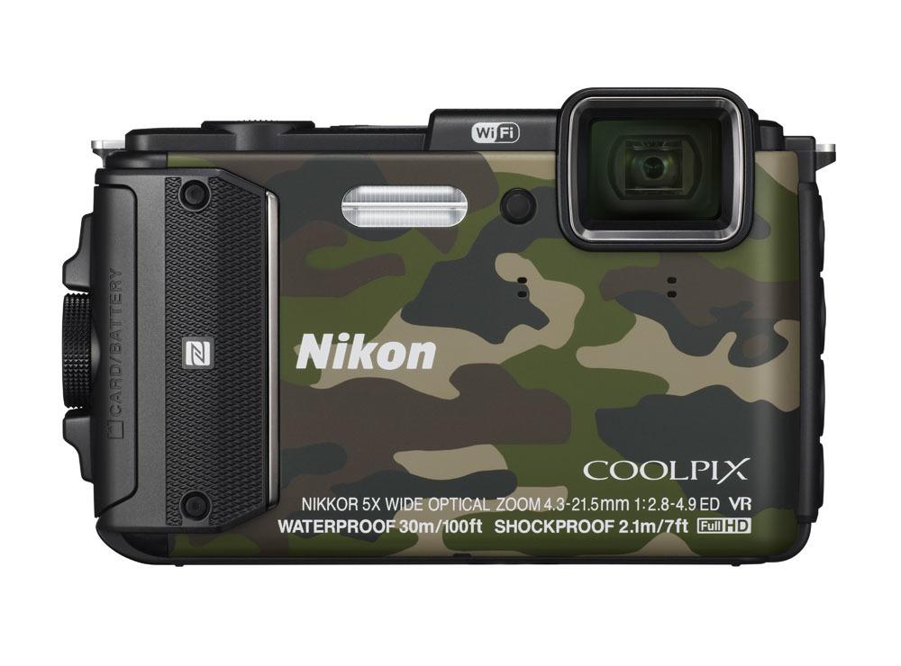 Foto de Nikon Coolpix AW130 y S33, renovación en la gama aventurera de Nikon (4/9)