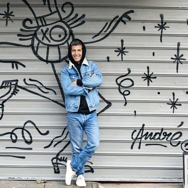 André Saraiva x Mango nos trae una colección de camisetas y sudaderas con inspiración grafiti