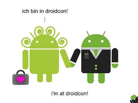 Droidcon UK: todo sobre Android con la presencia de Google