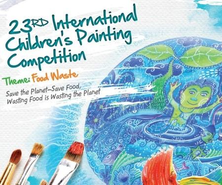 Naciones Unidas invita a los peques a participar en el concurso de dibujo para concienciar sobre el desperdicio de comida