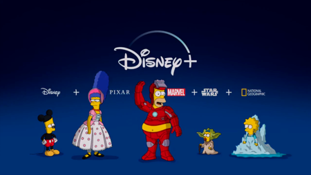 Disney Plus Los Simpson