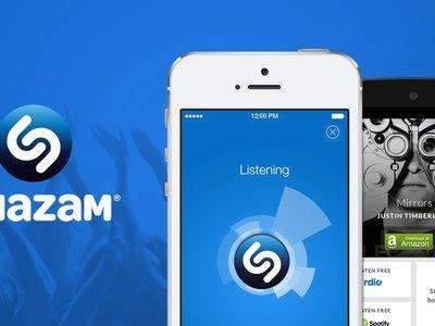 ¡Confirmado! Apple adquiere Shazam por 400 millones de dólares
