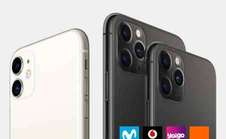 Dónde comprar los iPhone 11, 11 Pro y 11 Pro Max más baratos: comparativa mejores ofertas con operadores