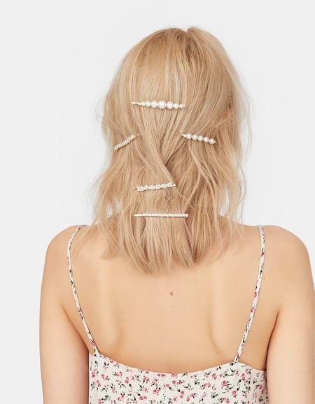 Horquillas Perlas 01