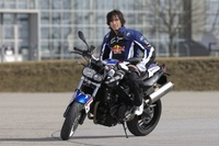BMW F800R Chris Pfeiffer limited edition