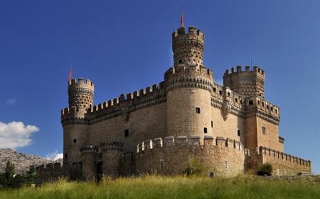 Castillo De Manzanares El Real 01