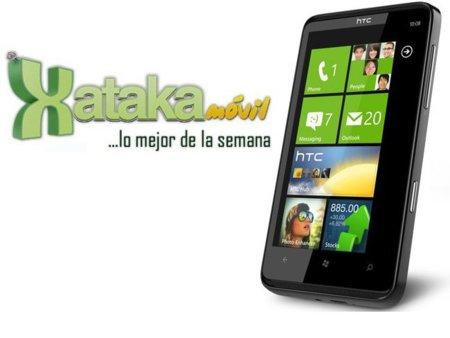 Llega Windows Phone 7. Lo mejor de la semana en XatakaMóvil