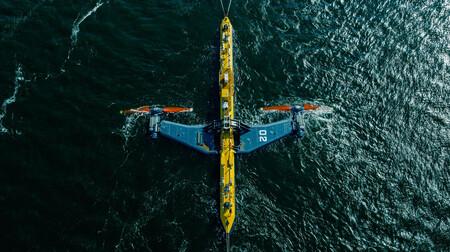 O2 es la turbina flotante más potente del mundo (con truco) y llega con la promesa obtener energía mareomotriz a menor coste