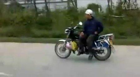 En China montamos así ¿Pasa algo?