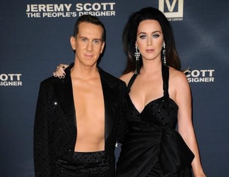El día que las famosas decidieron convertir la fiesta de Jeremy Scott en una fiesta de disfraces