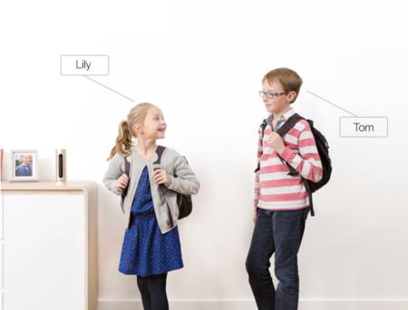 Netatmo Welcome es una cámara que reconoce a los que viven en casa