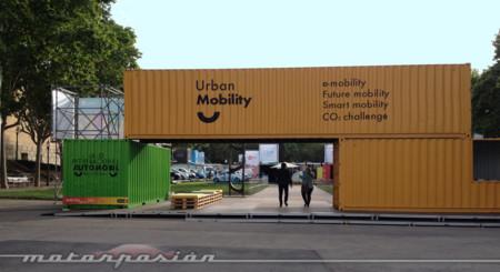 Urban Mobility - Salón Internacional del Automóvil de Barcelona 2015