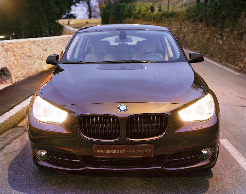 Foto de BMW Serie 5 Gran Turismo Trussardi (9/12)