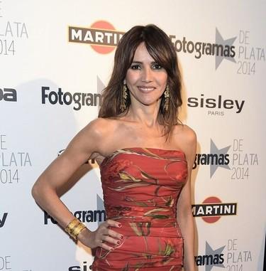 Goya Toledo se nos pone flamenca en los Fotogramas de Plata