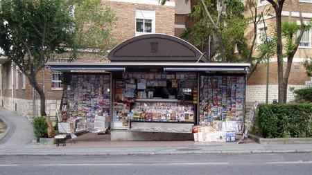 WiFi gratis en los kioskos de Madrid