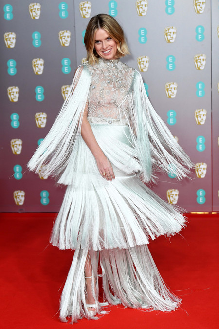 Alice Eve bafta 2020