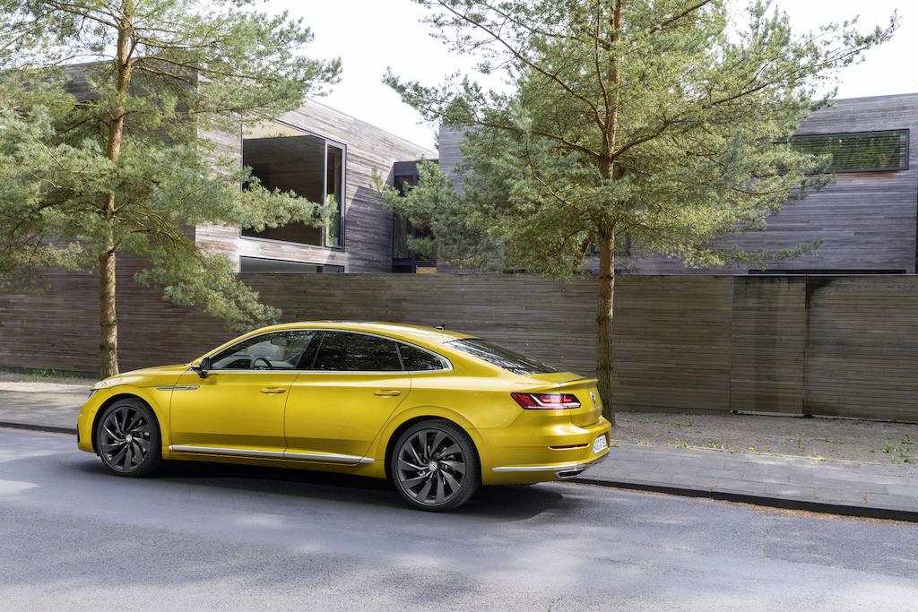 Foto de Volkswagen Arteon (10/25)