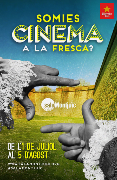 Cinema A La Fresca Sala Montjuic