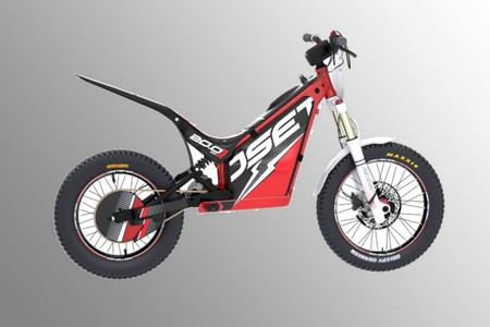 Moto Nino Trial Electrica 1