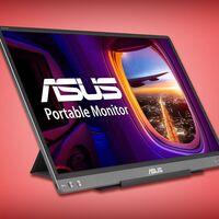 Monitor portátil Asus ZenScreen de oferta por menos de 5,000 pesos en Amazon México: 15.6 pulgadas, FullHD y puerto USB-C