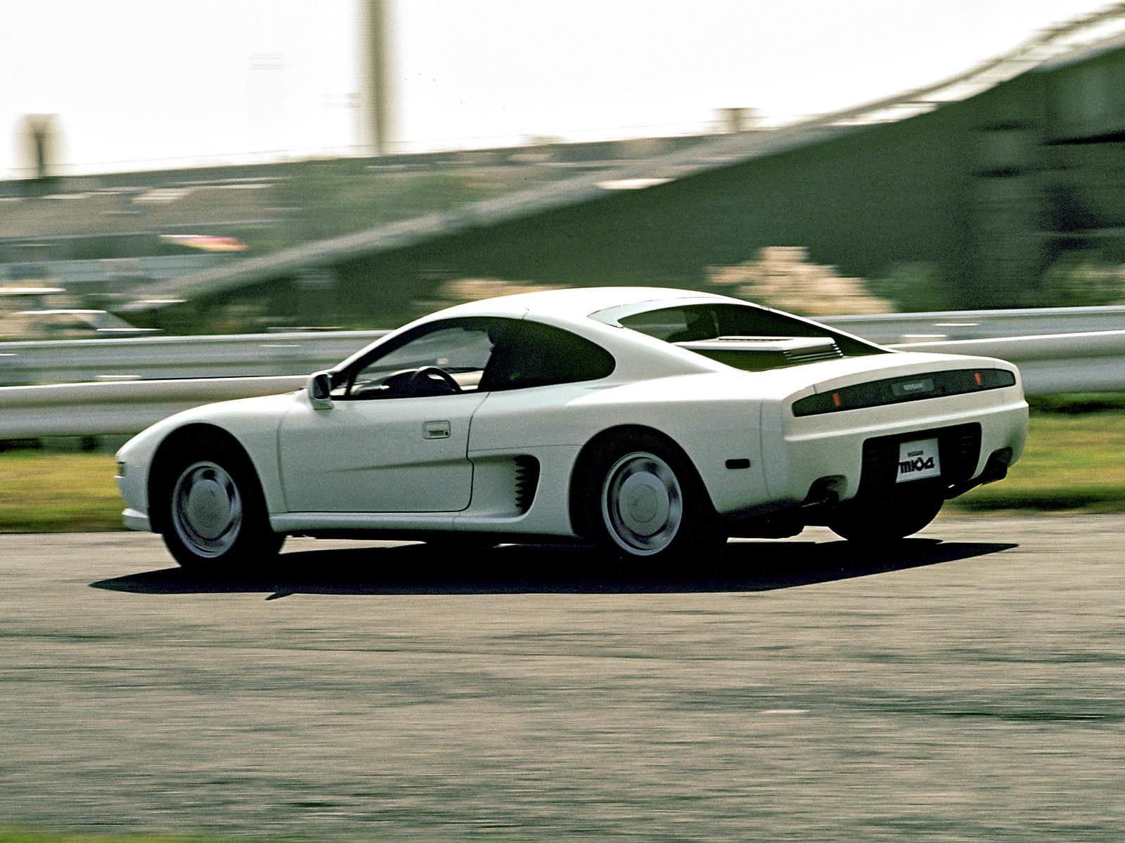 Foto de Nissan MID-4 II 1987 (13/20)