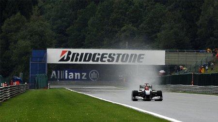 GP de Bélgica de Fórmula 1: Buena carrera de Michael Schumacher