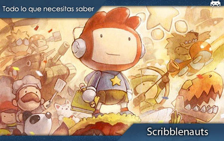 Scribblenauts, todo lo que necesitas saber