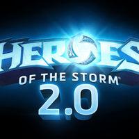 El antes y el después con la llegada de Heroes of the Storm 2.0