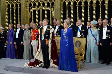 El look de Máxima de Holanda ¿estuvo a la altura de una reina?